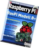Raspberry Pi Geek Magazin September-Oktober 2014