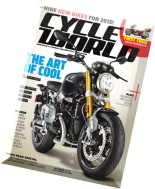 Cycle World - October 2014