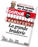 France Football N 3567 - Mardi 26 Aout 2014