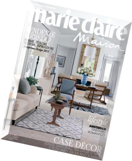 Download marie claire maison italia settembre 2014 pdf for Marie claire maison abonnement