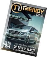 TRENDY one Augsburg - Juni 2014