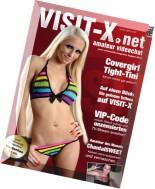 Visit-X Magazin - August 2014