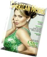 Latin American Model - August 2014