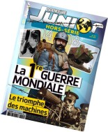 Science & Vie Junior Hors-Serie N 107 - Aout 2014