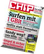 Chip Magazin Oktober N 10, 2014