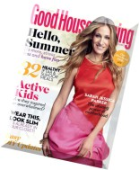 Good Housekeeping Middle East - July-August 2014