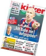 Kicker Sportmagazin 71-2014 (28.08.2014)