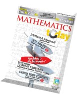Mathematics Today - July 2014