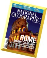 National Geographic France N 180 - Septembre 2014
