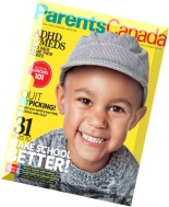 Parents Canada - August-September 2014
