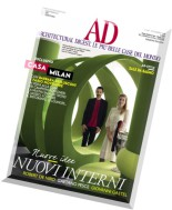 AD Architectural Digest Italy N 400 - Settembre 2014