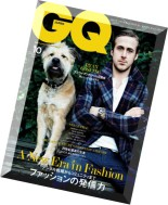 GQ Japan - October 2014