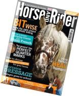 Horse and Rider UK - September 2014