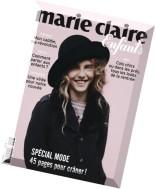 Marie Claire Enfants N 9 - Septembre-Octobre 2014