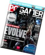 PC Gamer UK - October 2014