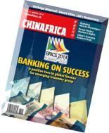 Chinafrica - August 2014
