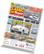 Classic Car Buyer - 27 August 2014