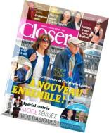 Closer N 481 - du 29 Aout au 4 Septembre 2014