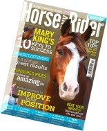 Horse and Rider UK - October 2014