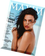 Maxim Switzerland - August-September 2014