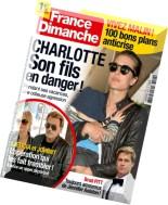 France Dimanche N 3548 - 29 Aout au 4 Septembre 2014