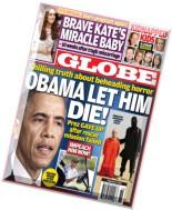 Globe - 08 September 2014
