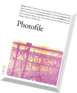 Photofile Magazine - Summer 2014-2015