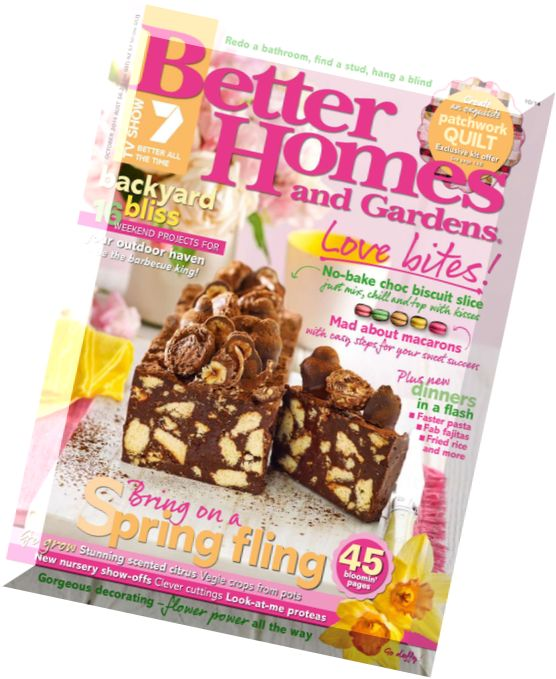 Download better homes and gardens australia october 2014 Better homes and gardens au