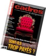 Courrier Cadres & Dirigeants N 84 - Septembre 2014