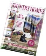 Country Homes September-Oktober 2014