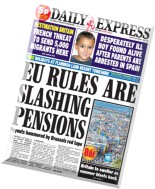 Daily Express - Monday, 01 September 2014