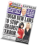 Daily Express - Tuesday, 02 September 2014