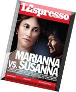 L'Espresso n. 34 - 28 agosto 2014