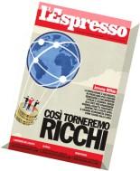 L'Espresso n. 35 - 04 settembre 2014