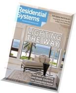 Residential Systems - September 2014