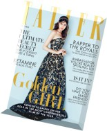 Tatler UK - October 2014