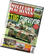 Military Machines International - October 2014