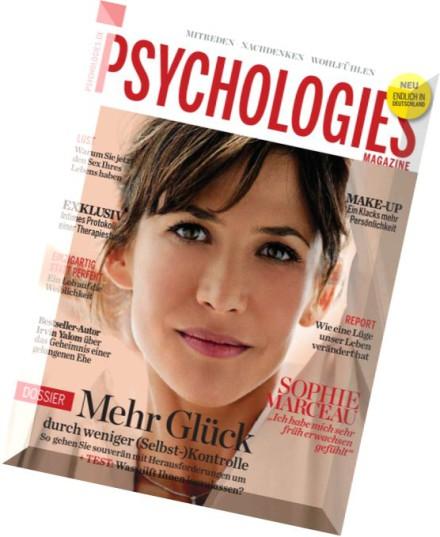 Psychologie Deutschland