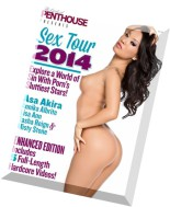 The Girls of Penthouse Present - Sex Tour 2014