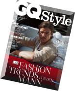 GQ Style Magazin Herbst-Winter 2014-2015