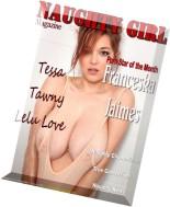 Naughty Girl Magazine - August 2014