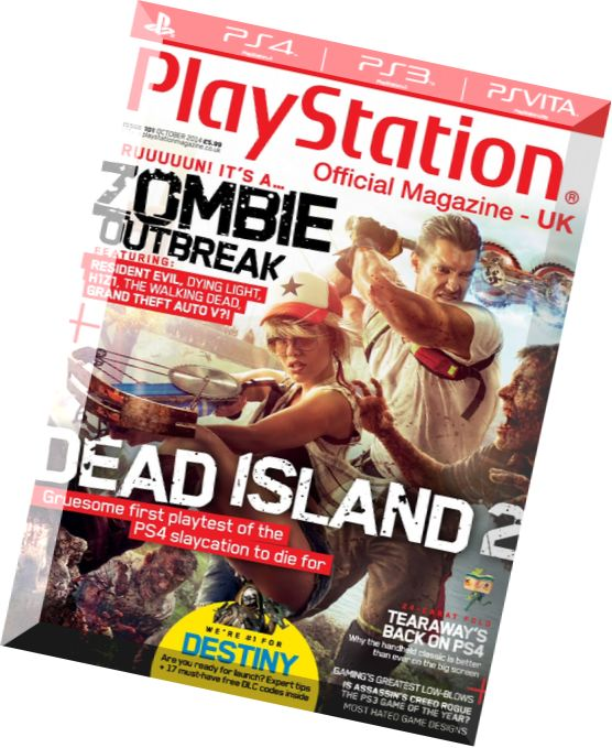 Official Playstation Magazine Pdf