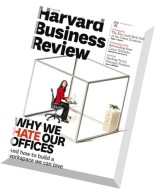Harvard Business Review - October 2014