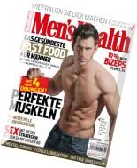Men's Health Germany - Oktober 2014