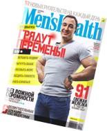 Men's Health Russia - September 2014