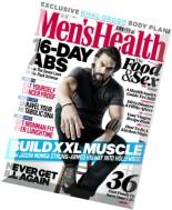Men's Health UK - October 2014