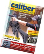 Caliber SWAT Magazin September N 09, 2014