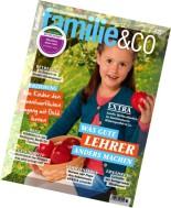 Familie & Co Die Familienzeitschrift Oktober N 10, 2014