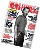Men's Fitness USA - October 2014