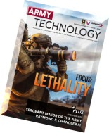 Army Technology Issue 05, - September-October 2014